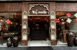 Need someone for marketing of a restaurant.
