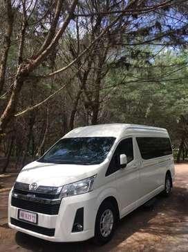 Toyota hiace premio 2019 istimewa