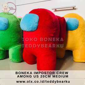 READY STOCK! Boneka Impostor Crew Among Us MEDIUM ORIGINAL SNI Produse