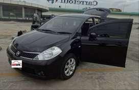Nissan Latio 1.8 Tahun 2009 / 2010 Automatic Hitam