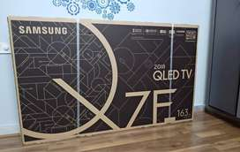 """samsung 75"""" android QLed Tv [ 8K HDR ] brand new 2021 latest model"""