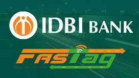 IDBI fastag  Jobs  available