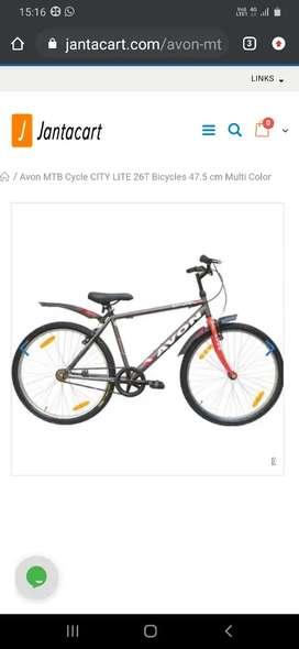 Avon City lite bycycle