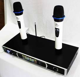MICROPHONE WIRELESS digital microphone wireless  1,5jt