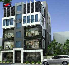 800 sq ft commercial building for sale in Palakkad, Kerala