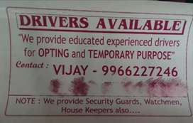 Opting Drivers available