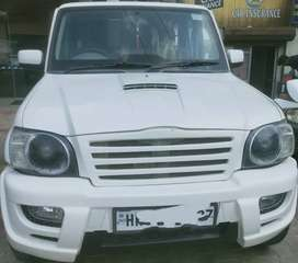 Mahindra Scorpio 2014 Diesel 74000 Km Driven