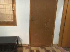 Semi furnished room at laxman chowk