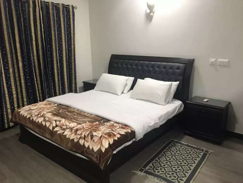 4 bedrooms furnish  house on  rent in bahria ph 4 0