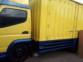 Truk canter 125 ss box