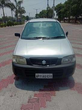 Maruti Suzuki Alto LX BS-IV, 2009, Petrol