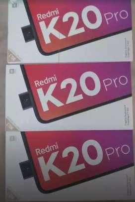 Totally new Redmi K20 Pro