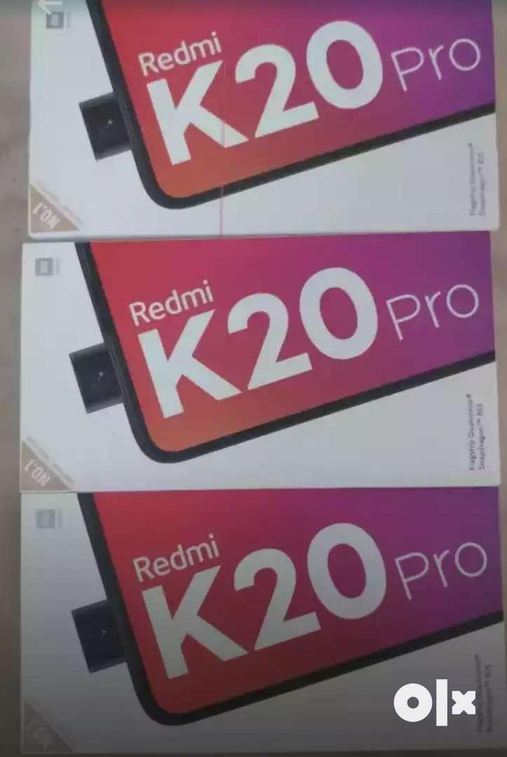 Totally new Redmi K20 Pro 0