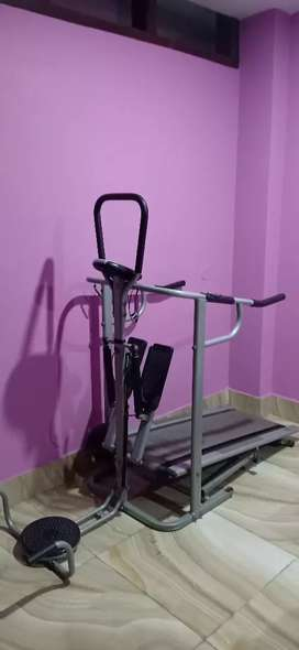 Manual treadmill  Rs 8500