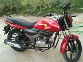 Motorcycle 110cc for Sale