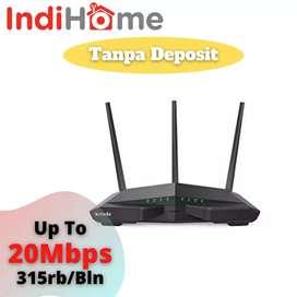 Promo Wifi Indihome Paket Hemat Terjangkau