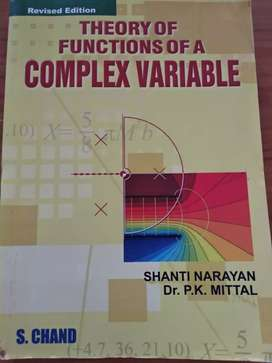 One of the finest book on the Complex Analysis
