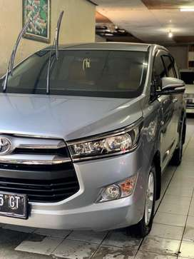Innova Reborn V 2016 Manual Asli Bali Tangan Pertama Low KM Istimewa