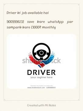 Drivers required urgently