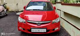 Honda Civic 2007 Petrol 85000 Km Driven