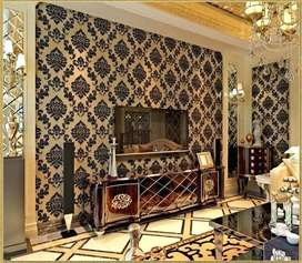 We Select The Wallpaper For Different Styles Of Interior
