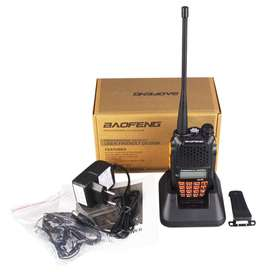 PROMO HT Baofeng UV-6R Dual Band VHF - UHF Radio FM