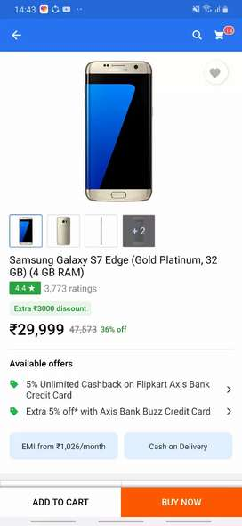 Samsung S7 only 10 month old