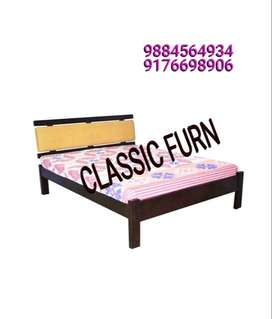 brand new comfortable wooden cot