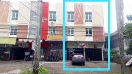 New Listing Disewakan 2 Unit Ruko Gandeng Jln Angkatan 66 Palembang