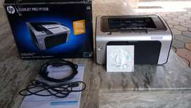 HP Laser Jet P1108 Printer