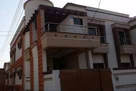 6 Marla double story corner House For sale  in Haider garden