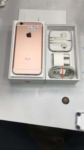 Iphone 6s 32 gb warranty till october 2019