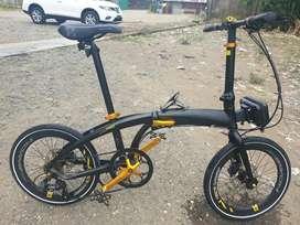 Sepeda Noris Pro Tahun 2020, Kondisi 99%