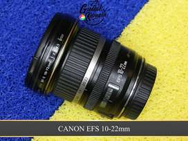 Canon EF-S 10-22mm USM