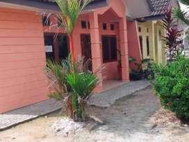 Dijual Rumah Tipe 36 + Tanah 171 M2, Seberang Bandara Depati Amir
