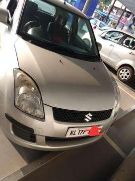 Maruti Suzuki Swift LXi, 2008, LPG