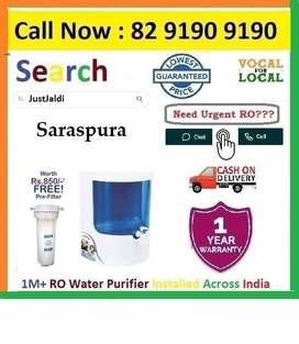 "Saraspura9L Dolphin RO Water Purifier Water Filter  Click On ""Call"". B"
