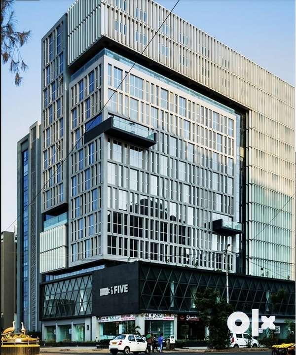 NEW OFFICE FOR SALE @ PRAHLADNAGAR - URGENT 0