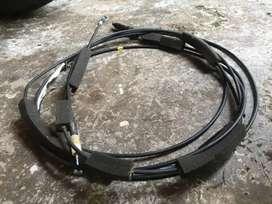 Honda Civic Petrol tank & Hood Cable