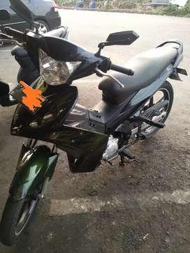 Dijual motor Yupiter MX tahun 2010, tangan pertama, bebas keluar batam