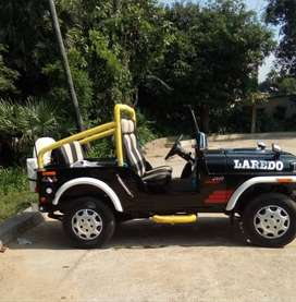 Open jeep sell