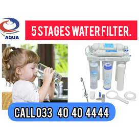 Five Stages Water Filter