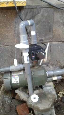 Tukang Pompa dan waterheater
