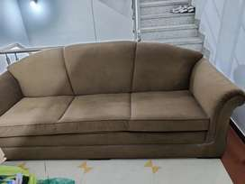 COMFORT YOU CAN LIVE WITH..High quality sofa on sale