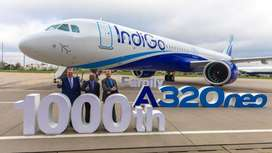 JOB IN INDIGO AIRLINES COMPANY FOR FRESH/EXPERIENCE ALL CANDIDATES...