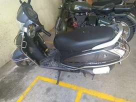 Activate Honda single hand use .Good condition engine