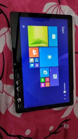 Sony VAIO Flip Touchscreen