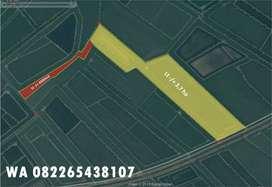 Tanah lokasi dekat kawasan industri Kendal