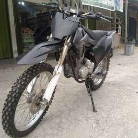 Yamaha scorpio Z 2006 custom trail, sok KX 100 ,mesin original perawan