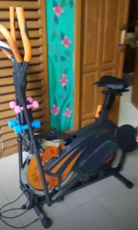 10 fungsi Sepeda statis kebugaran arjsporty